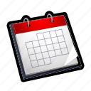 calendar, day, time icon