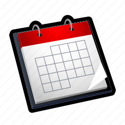 calendar, day, time icon