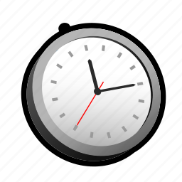 alarm, clock, timer icon