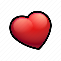 game, heart, life icon