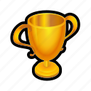 first, gold, leaderboards, podium, score, win, winner icon