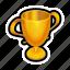 first, gold, leaderboards, podium, score, win, winner icon