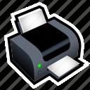 file, print, printer