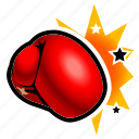 boxe, fight, fighter, hit, punch, violence icon