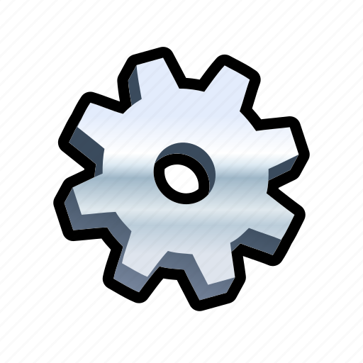 configuration, settings, setup, system icon