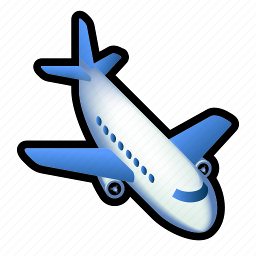 airport, craft, fly, plane, space, ticket, travel icon