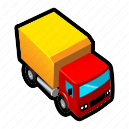order, send, ship, transportation, truck, vehicle icon