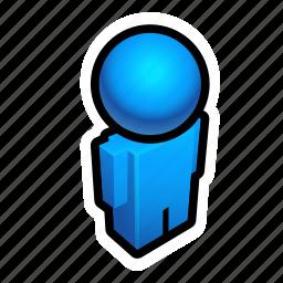 account, forum, profile, user icon