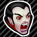 bat, halloween, monster, vampire icon
