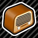 broadcast, music, podcast, radio