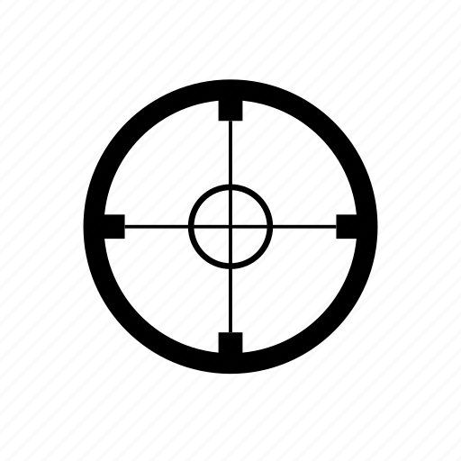 aim, cross, cursor, mouse, pointer icon