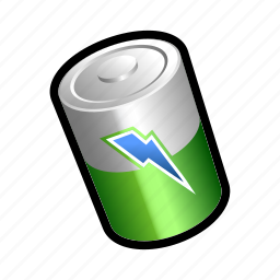battery, charge, energy, powerups icon