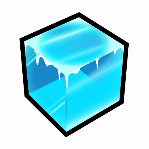 ice cube icon png - photo #7
