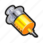 antidote, boost, health, powerups, shot, vaccine icon