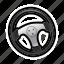 direction, drive, race, steering, wheel icon