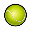 racket, game, tennis, ball, sports