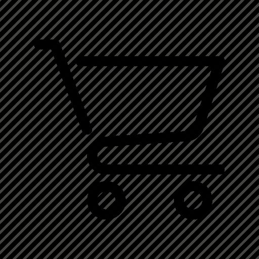 cart, checkout, commerce, e-commerce, shop, shopper, shopping icon