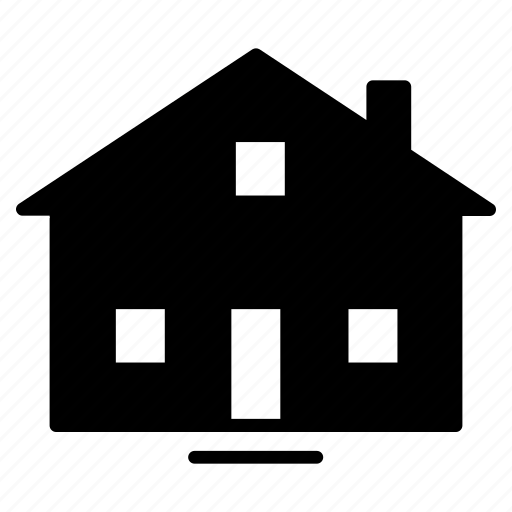cottage, house, housing, maison, mansion, property, real estate icon