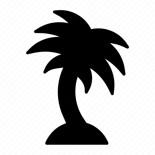 Island, palm, resort, summer, tree, tropical, vacation icon - Download on Iconfinder
