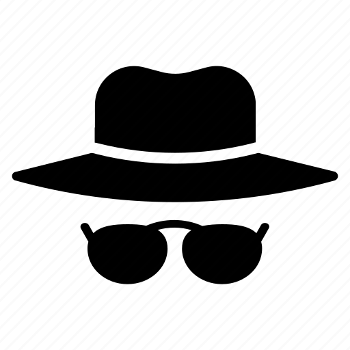 anonymous, detective, hacker, hacking, investigator, private, suspect icon