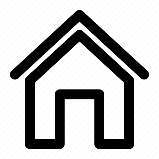 Apartment, home, house, hut, shack, villa, webpage icon - Download on Iconfinder