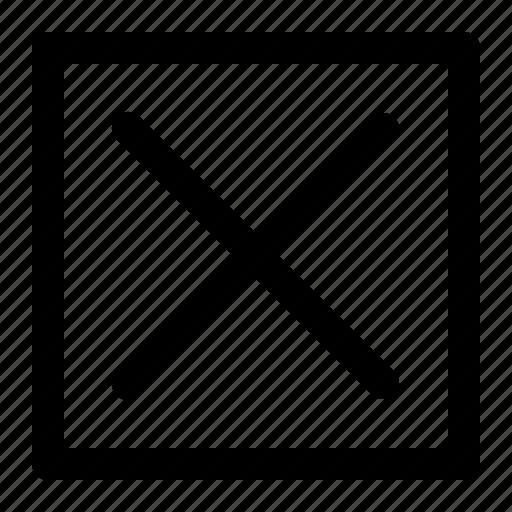 Cancel, close, delete, dismiss, modal, remove icon - Download on Iconfinder