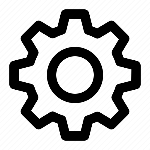 Cog, cogwheel, gear, gearwheel, settings icon - Download on Iconfinder