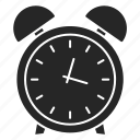 alarm, baby, clock, time icon