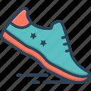 athletic, brogue, footwear, jogging, running shoe, shoe, sport