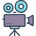 broadcast, camcorder, camera, production, video, video camera, videographer