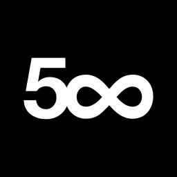 500 pixels icon
