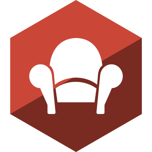 gloss, hexagon, media, readability, social icon