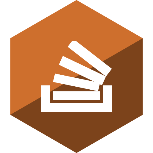 gloss, hexagon, media, social, stackoverflow icon