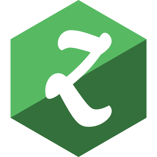 gloss, hexagon, media, social, zootool icon