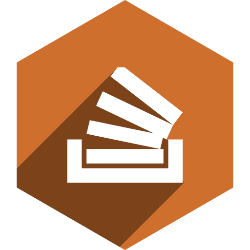 hexagon, media, shadow, social, stackoverflow icon