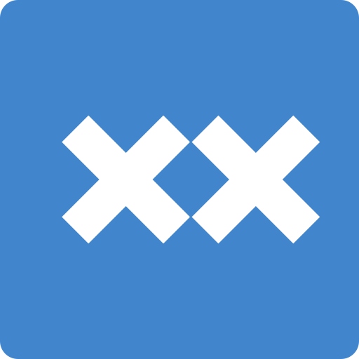 animexx, media, social, square icon