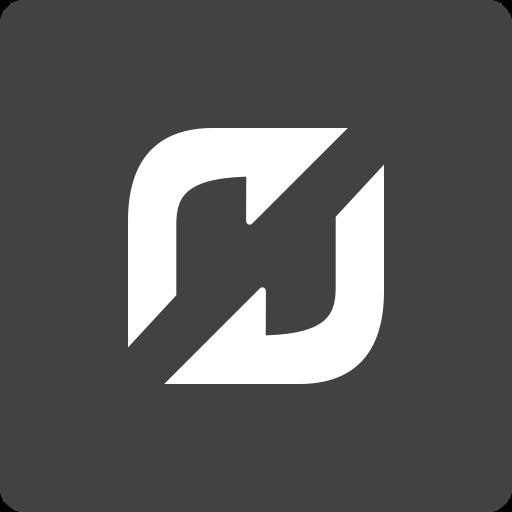 flattr, media, social, square icon