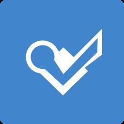 foursquare, media, social, square icon