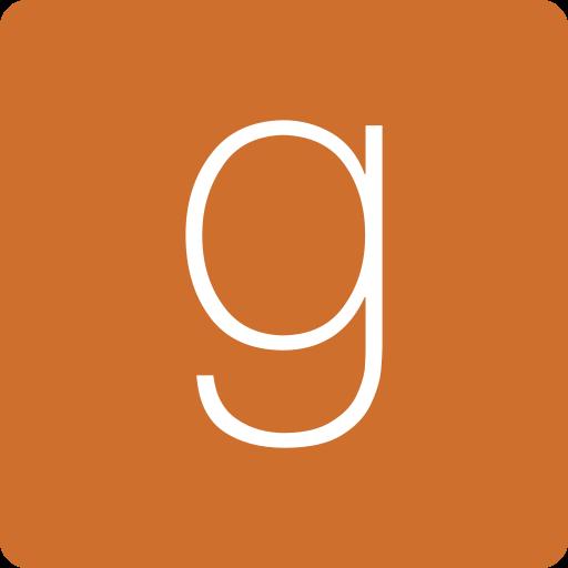 goodread, media, social, square icon