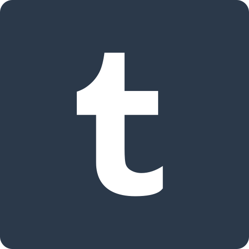 media, social, square, tumblr icon