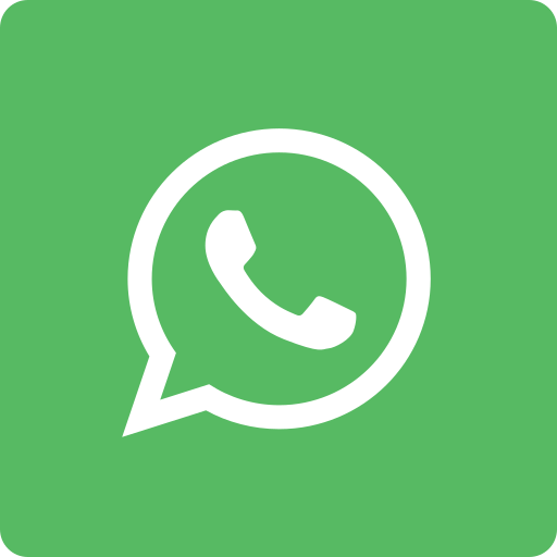 media, social, square, whatsapp icon