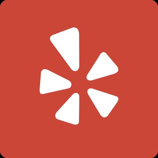 media, social, square, yelp icon