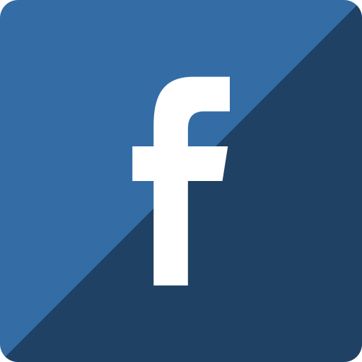 facebook, gloss, media, social, square icon