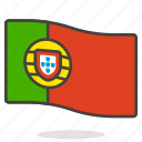 flag, nation, national icon