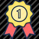 award, badge, reward