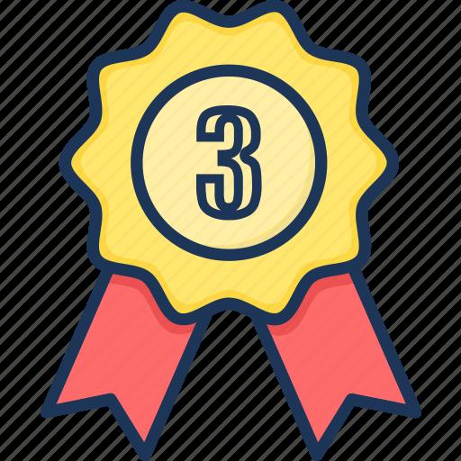 award, badge, reward icon