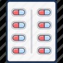 bowl, drug, pill icon