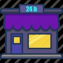 24/7, market, shop, store
