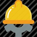 construction, maintenance, repair icon