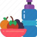 cooking, food, healthy icon